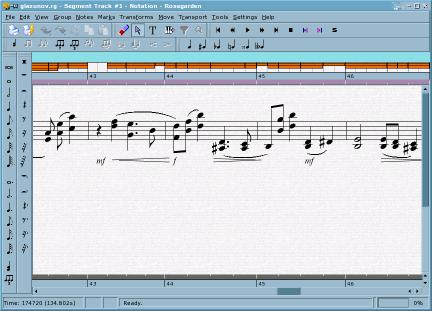 Editing notation